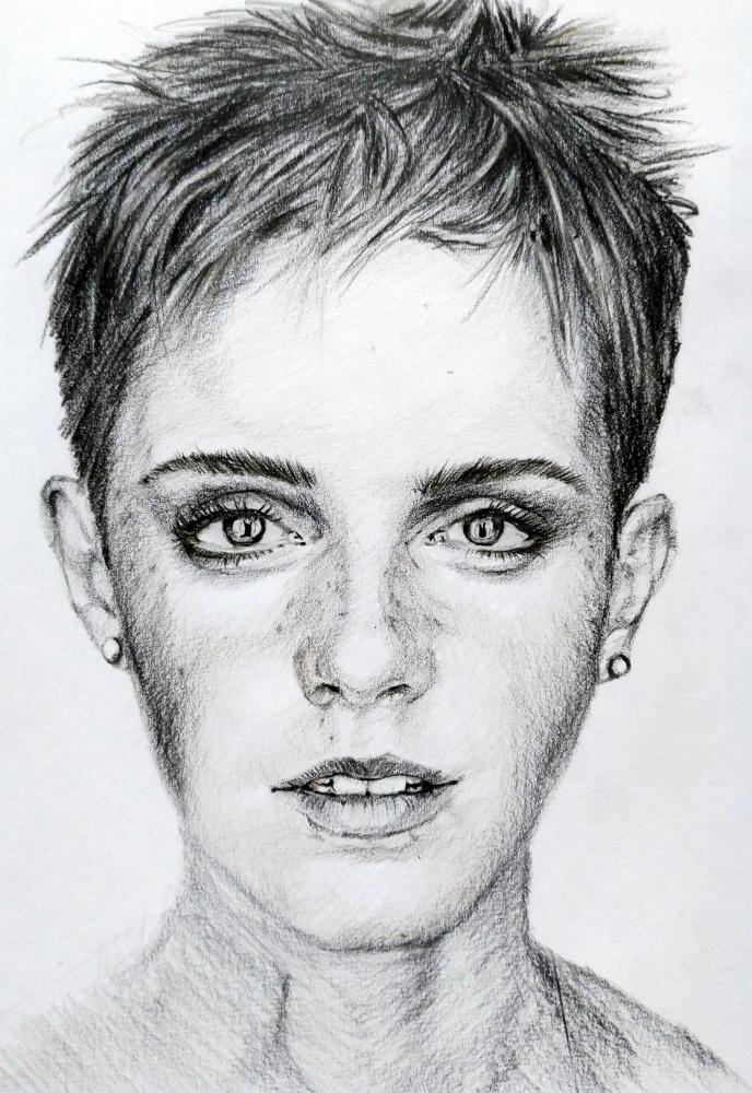 Emma Watson par linshyhchyang